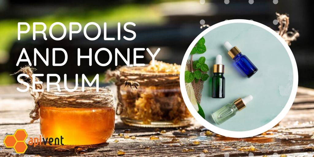 propolis and honey
