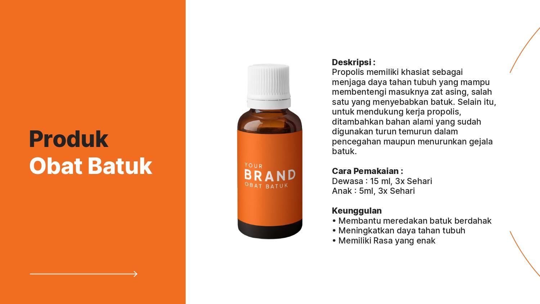 produk obat batuk